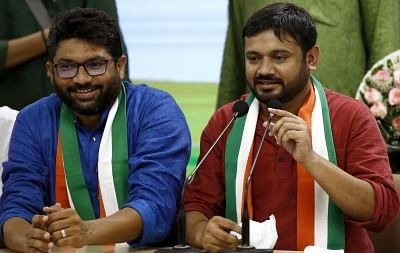 कन्हैया-जिग्नेश-हार्दिक की तिकड़ी 22 को एक साथ पहुंचेगी बिहार