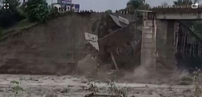 उत्तराखंड: भारी बारिश और तूफान से अबतक 46 की मौत, 11 लापता, कई मकान ध्वस्त, सड़कें टूटीं