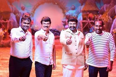 बालकृष्ण की तेलुगु फिल्म अखंड की शूटिंग खत्म