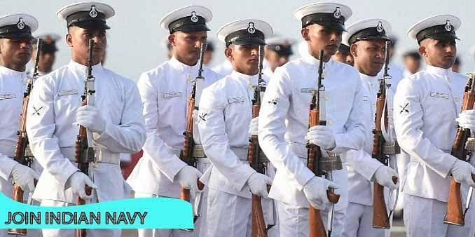 नौसेना में निकली 2500 पदों पर बंपर वैकेंसी, 'AA' और 'SSR' के पदों पर करें आवेदन
