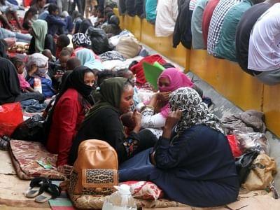 यूएनएचसीआर त्रिपोली में शरणार्थियों के लिए खाद्य सहायता मुहैया कराएगा