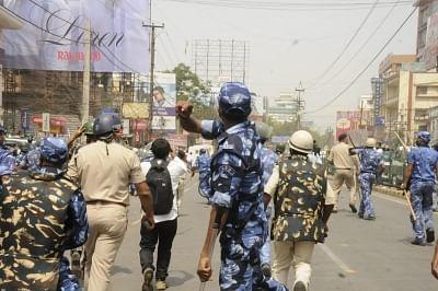 बिहार में पुलिस टीमों पर हमले बढ़े, एडीजी की अध्यक्षता में हुई बैठक में खुलासा