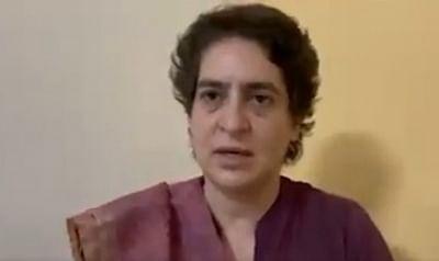 लखीमपुर मामले में प्रियंका ने ली सियासी बढ़त?
