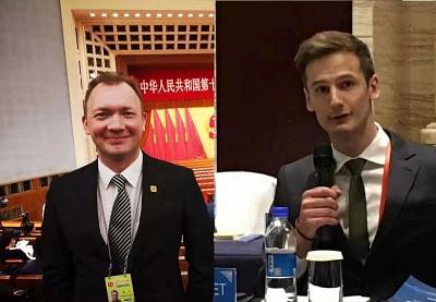 सीएमजी के विदेशी विशेषज्ञों को मिला चीनी सरकार मैत्री पुरस्कार