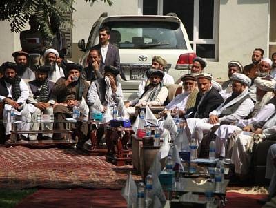 पाकिस्तानी धार्मिक संगठन ने अफगानिस्तान में तालिबान सरकार को मान्यता देने की मांग की