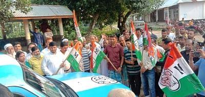 त्रिपुरा में तृणमूल सांसद सुष्मिता देव और अन्य नेताओं पर हमला, भाजपा पर आरोप