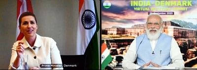 भारत के दौरे पर डेनमार्क की प्रधानमंत्री, हरित रणनीतिक साझेदारी पर रहेगा जोर