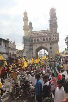 तेलुगु राज्यों के राज्यपालों व मुख्यमंत्रियों ने मुसलमानों को ईद-ए-मिलाद की दी बधाई