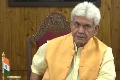 पीडीपी ने सुरक्षा स्थिति पर जम्मू-कश्मीर के एलजी का इस्तीफा मांगा