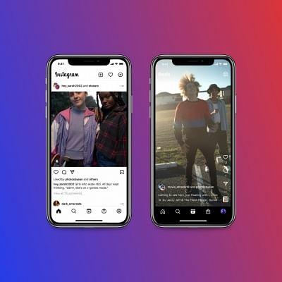 इंस्टाग्राम के नए फीचर से यूजर्स को समान पोस्ट को दूसरों के साथ सहयोग करने की मिलेगी अनुमति