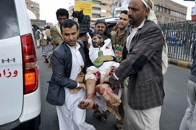 7 यमनी अवैध प्रवासी सऊदी सीमा के पास गोलीबारी में मारे गए