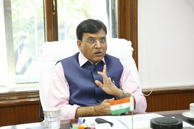 there-should-be-no-politics-regarding-chhath-puja-union-health-minister-mansukh-mandaviya