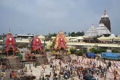 दशहरा, दिवाली पर भक्तों के लिए बंद रहेगा जगन्नाथ मंदिर