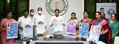 आंध्र सरकार छात्राओं को सैनिटरी नैपकिन मुफ्त देगी