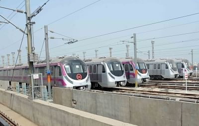 दिल्ली मेट्रो में रोजगार देने के नाम पर बनी फर्जी वेबसाइट, डीएमआरसी ने लोगों को दी चेतावनी