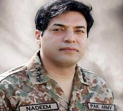 सेना के साथ चल रहे गतिरोध के बीच इमरान खान ने नदीम अंजुम को बनाया आईएसआई प्रमुख