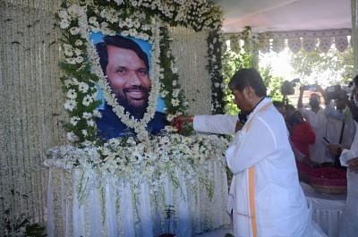 बिहार : रामविलास की पुण्यतिथि के बहाने शक्ति प्रदर्शन या नया सियासी समीकरण !