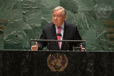 संयुक्त राष्ट्र महासचिव ने गरीबी उन्मूलन में चीन की उपलब्धियों की प्रशंसा की