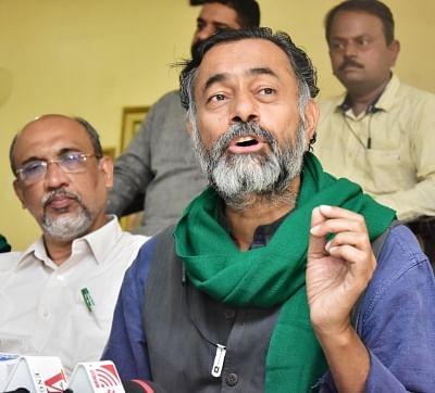 निहंगों को बताया था कि यह धार्मिक नहीं बल्कि किसानों का आंदोलन है : योगेंद्र यादव