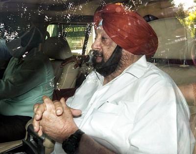 अमरिंदर सिंह ने बेबुनियाद झूठ पर कांग्रेस की खिंचाई की