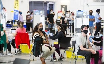 कनाडा ने संघीय कर्मचारियों, अधिकांश यात्रियों के लिए कोविड टीकाकरण जनादेश की घोषणा की