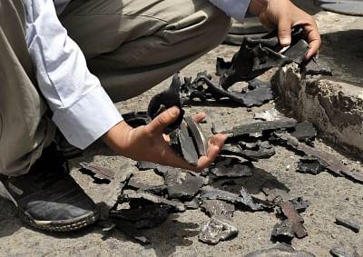 यमन के मारिब में हाउती ने दागी बैलिस्टिक मिसाइल, 8 लोग घायल