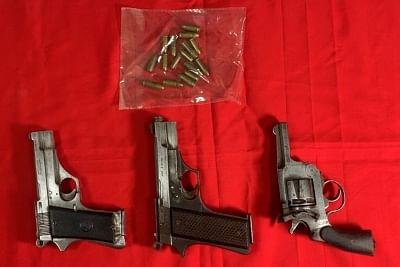 ओडिशा में अवैध हथियारों का व्यापार करने वाले 4 गिरफ्तार