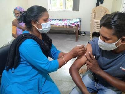 हरियाणा में कोविड के टीके लगाने में पहले स्थान पर गुरुग्राम