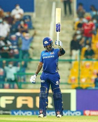 मुंबई के आईपीएल से बाहर होने के बाद टी20 विश्व कप पर ध्यान दे रहे हैं सूर्यकुमार