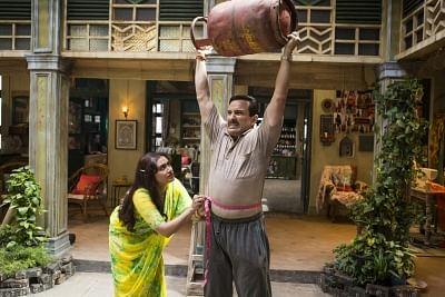 बंटी और बबली 2 में रेलवे टिकट कलेक्टर की भूमिका निभाने के लिए सैफ ने बढ़ाया वजन