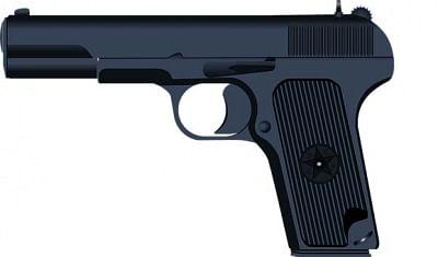 बंदूक रैकेट चलाने के आरोप में पकड़ा गया यूपी का युवक