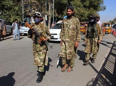 तालिबान ने सीमावर्ती प्रांतों में त्वरित प्रतिक्रिया बलों की तैनाती की
