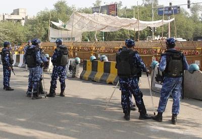 लखीमपुर खीरी हिंसा : आरएएफ की 2 कंपनियां तैनात