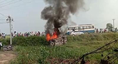 लखीमपुर हिंसा पर सुप्रीम कोर्ट- ऐसी घटनाओं की कोई जिम्मेदारी नहीं लेता