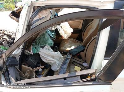 दिल्ली में तेज रफ्तार कार ने कई वाहनों को मारी टक्कर, 1 की मौत, 3 घायल