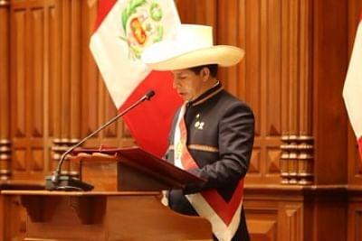 पेरू के राष्ट्रपति ने पीएम के इस्तीफे को मंजूरी दी