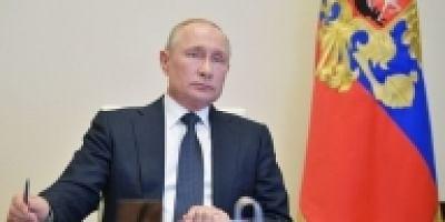 पुतिन: आतंकवादी अफगानिस्तान में घुस रहे हैं
