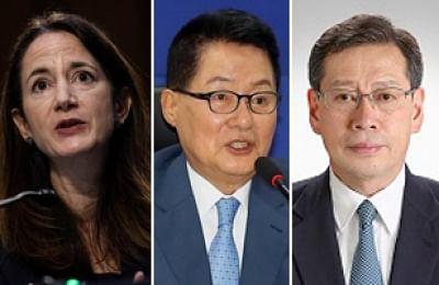 साउथ कोरिया, यूएस, जापानी खुफिया प्रमुखों ने प्योंगयांग की मिसाइल क्षमता पर चर्चा की