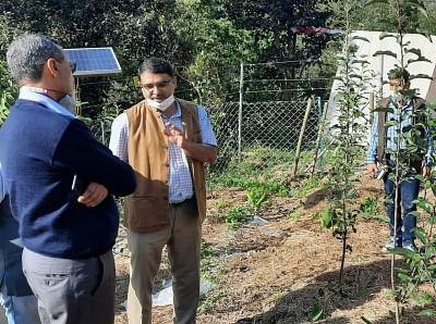 हिमाचल प्राकृतिक खेती के लिए करेगा सीएसआईआर-आईएमटेक के साथ साझेदारी