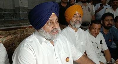 शिअद प्रतिनिधिमंडल लखीमपुर खीरी का दौरा करेगा : सुखबीर