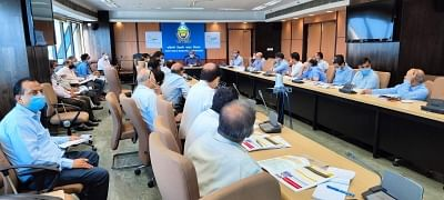 दक्षिणी निगम स्वच्छ सर्वेक्षण 2022 में बेहतर रैंकिंग को लेकर गंभीर, निगमायुक्त की अधिकारियों के साथ बैठक