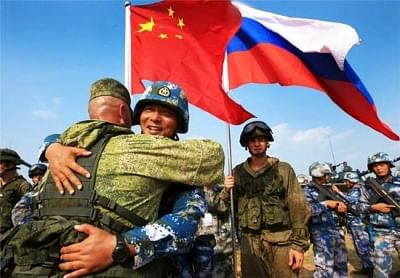चीन और रूस सहयोगी से बेहतर : चीनी विदेश मंत्रालय