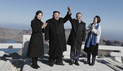केवल 44 प्रतिशत साउथ कोरियाई लोग प्योंगयांग के साथ एकीकरण को आवश्यक मानते हैं: सर्वेक्षण
