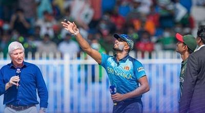 श्रीलंका ने टॉस जीतकर बांग्लादेश के खिलाफ गेंदबाजी का किया फैसला