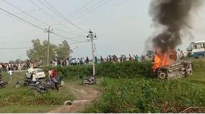 लखीमपुर खीरी हिंसा मामला: पुलिस के समक्ष पेश हुए आशीष मिश्रा, पूछताछ जारी (लीड-1)