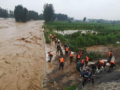 चीन में जनवरी-सितंबर के बीच प्राकृतिक आपदाओं से 94 मिलियन लोग प्रभावित