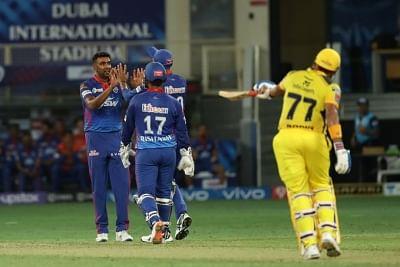 आईपीएल 2021 : दिल्ली ने चेन्नई पर कसा शिकंजा, चेन्नई की पारी 136 पर सिमटी (लीड-2)