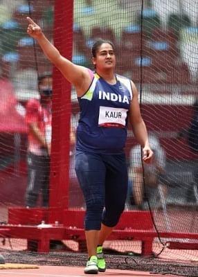 मेरे ऊपर पहले ओलंपिक में भाग लेने का दबाव था : कमलप्रीत कौर