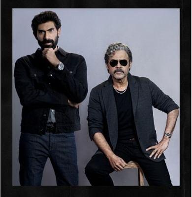 तेलुगू वेब सीरीज राणा नायडू की शूटिंग के लिए तैयार हैं दग्गुबाती