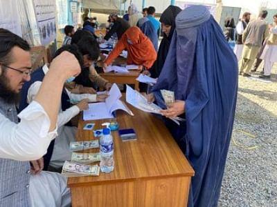 यूएनएचसीआर ने अफगानिस्तान में हजारों लोगों को सहायता प्रदान की